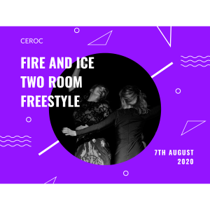 Fire and Ice Two Room Freestyle - St Neots