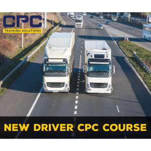 NEW CPC course dates from Saturday 1st August 2020 at CPC Training Solutions Ltd