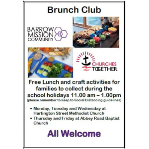 Churches Together Brunch Club