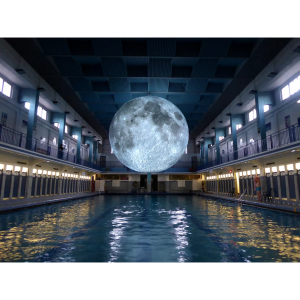 Luke Jerram's 'Museum of the Moon'