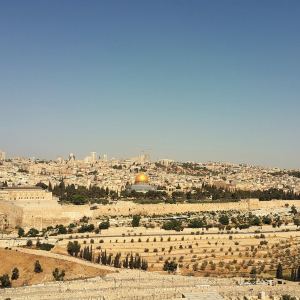 The Impact of the US Presidential Elections on the Holy Land | Online Talk