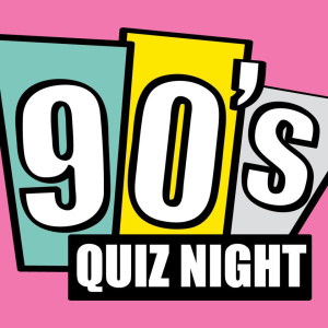 90's Quiz Night at Marston Green Parish Hall