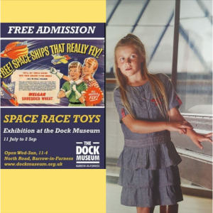 Space Race Toys at The Dock Museum