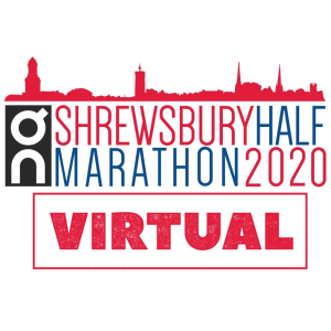 The On Shrewsbury virtual Half Marathon