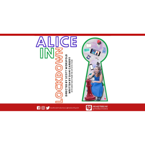 Alice in Lockdown at Castle Bromwich Hall