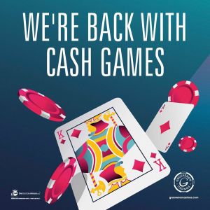 Get back in the game at Grosvenor Casino Walsall