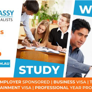 Online Event on Study Visa in Brisbane