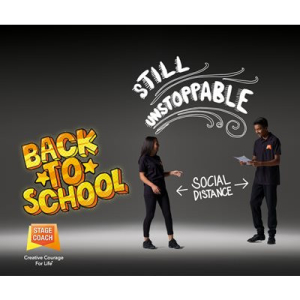 Back to Class with Stagecoach Walsall