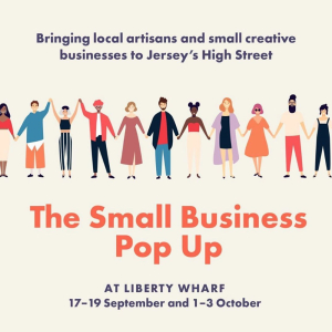 Small Business Pop Up at Liberty Wharf