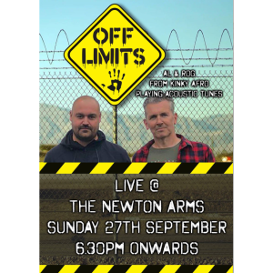 Sunday Sessions-Off Limits live