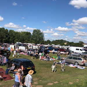 Stonham Barns Sunday Car Boot & American Car Show on 27th September 6am onwards