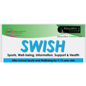 SWISH - After School Sports and Wellbeing for 9-15 year olds