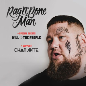 Rag'n'Bone Man at Cannock Chase Forest