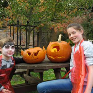 Witch & Wizard School plus Pumpkin Carving