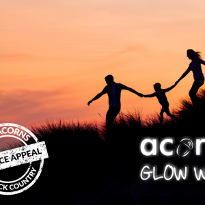 Glow Walk for Acorns Children's Hospice in the Black Country