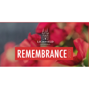 Remembrance-tide - Lichfield Cathedral