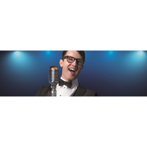Buddy Holly and the Cricketers - Lichfield Garrick