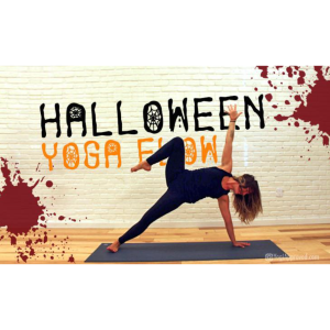 Kids Halloween Yoga with Margret Chadwick