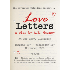 The Ulverston Outsiders presents... Love Letters