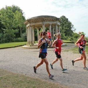 North Downs Half-Marathon and Marathon, July 2021