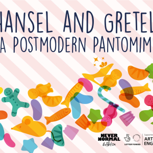 Hansel and Gretel? (A Postmodern Pantomime)