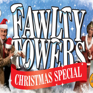 Fawlty Towers Chrismas Comedy Dinner Show Telford 11/12/2020