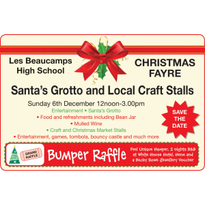 Les Beaucamp Christmas Fayre