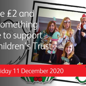 Festive Friday with The Children's Trust @Childrens_Trust