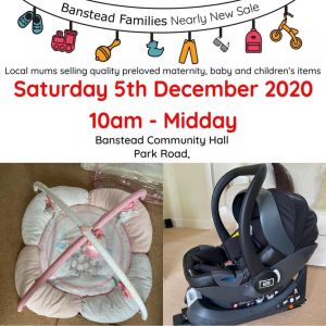Banstead Families Nearly New Sale
