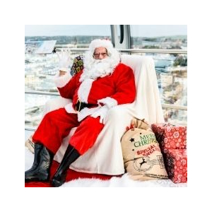Fly with Santa at BA i360