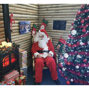 Video Chat With Santa This Christmas In Aid Of Local Charities at The Ashley Centre #Epsom @Ashley_Centre