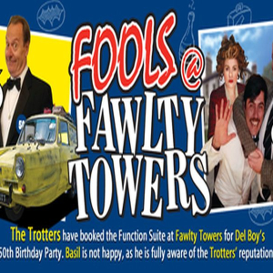 Fools @ Fawlty Towers 06/02/2021 Durham