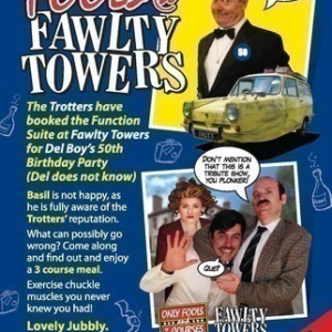 Fools @ Fawlty Towers 20/02/2021 South Normanton