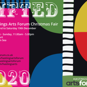 Hastings Arts Forum's Christmas Fair