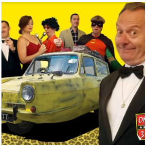 Only Fools and 3 Courses - Brighton 17/04/2021