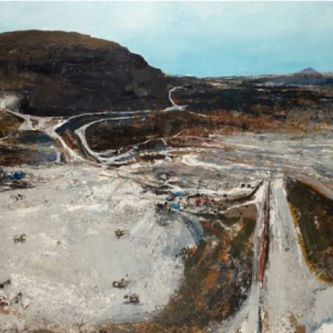 Kurt Jackson: Clay Country exhibition