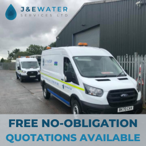 FREE No-Obligation Quotes at J & E Water Services