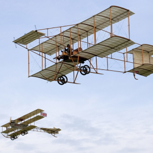 Shuttleworth Vintage Weekend
