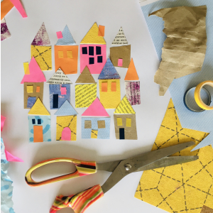 Craft Club - Collage
