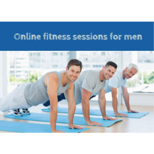 Virtual Men's Fitness Course with Work Stress Solutions @WSS_Surrey