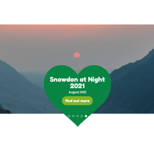 Snowdon at Night 2021