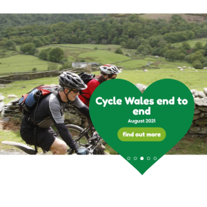 Cycle Wales end to end