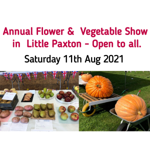 Autumn Flower & Vegetable Show