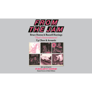 "From The Jam ""That's Entertainment"" – Up Close & Acoustic"