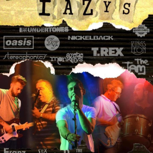 The Fazys LIVE at the Bridgtown Social Club