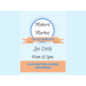 Makers Market at Les Cotils