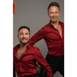 Ian Waite and Vincent Simone….Act Two