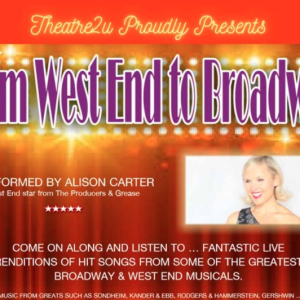 From West End to Broadway (Kick in the Head production)