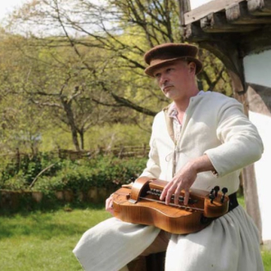 Historic Life Weekend: Homes & Harmonies:  traditional and historical music