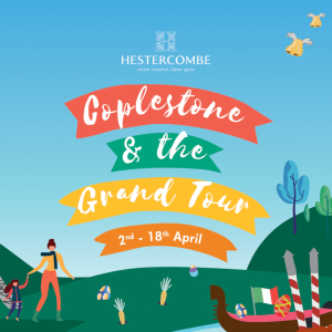 Easter Trails: Coplestone and the Grand Tour